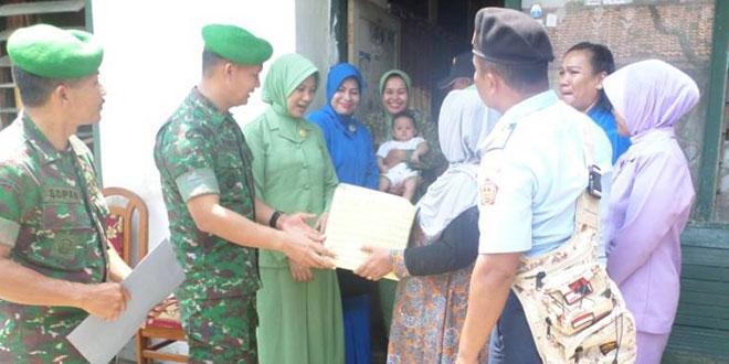 Anjangsana Keluarga Besar TNI Tegal