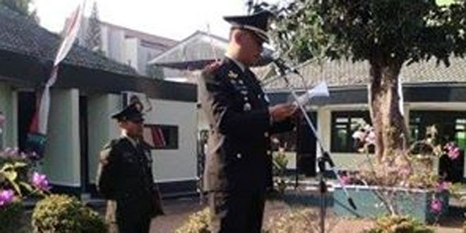 Kodim 0719/Jepara Peringati HUT TNI Ke-70 Tahun 2015