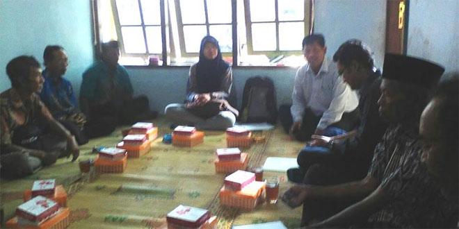 Babinsa Koramil 10/Berbah Hadiri Rapat Evaluasi GP PTT