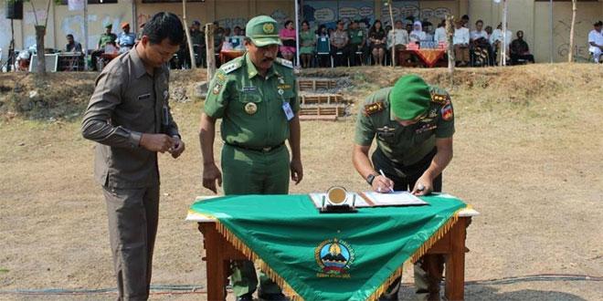 Dandim 0735/Surakarta Buka TMMD Sengkuyung di Banjarsari