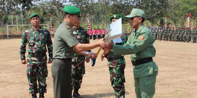 Kodim 0733 Kota Semarang Laksanakan TMMD Sengkuyung II TA. 2015