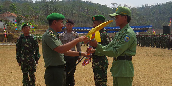 Dandim 0706/Temanggung Buka TMMD Sengkuyung