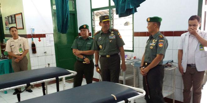 Pengarahan Pangdam IV/Diponegoro Kepada Anggota Kodim 0712/Tegal
