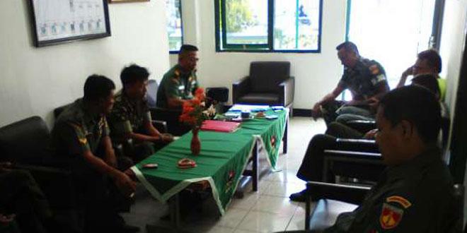 Jam Komandan Koramil 25/Purwokerto Selatan
