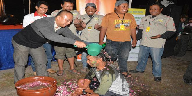 Danrem 072/Pmk Kukuhkan Anggota Yogyakarta American Jeep (YAJ)