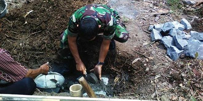 Peletakan Batu Pertama Pembangunan SMK Darul Maksum