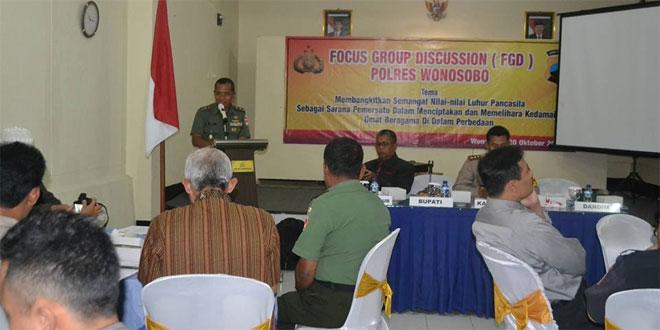 Diskusi Antar Umat Beragama Galang Kerukunan Bersama