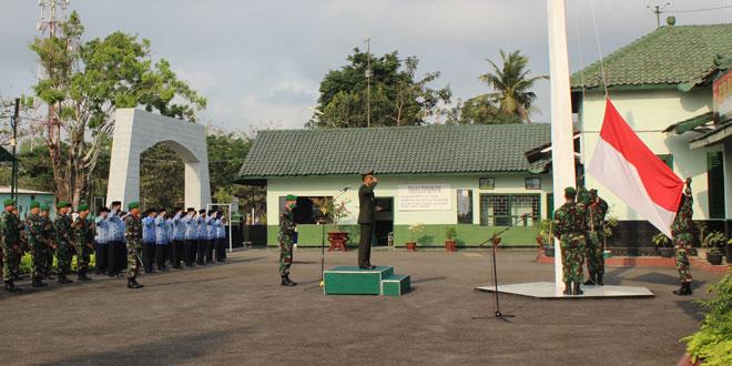 Dandim 0709/Kebumen Pimpin Upacara Hari Sumpah Pemuda
