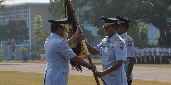 Sertijab Gubernur AAU Yogyakarta