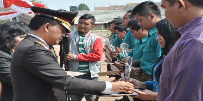Ribuan Pemuda DIY Padati Mandala Krida Yogyakarta
