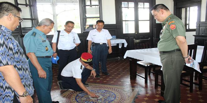 Kunjungan Kerja Dewan Ketahanan Nasional di Ambarawa