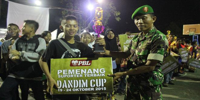 Final Liga Basket Dandim Cup