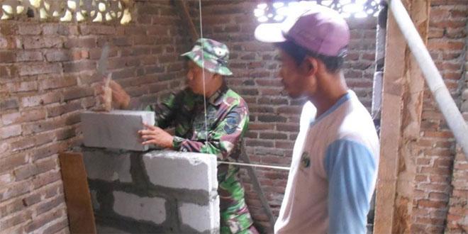 Koramil 02/Bayan Laksanakan Jambanisasi di Bandungrejo