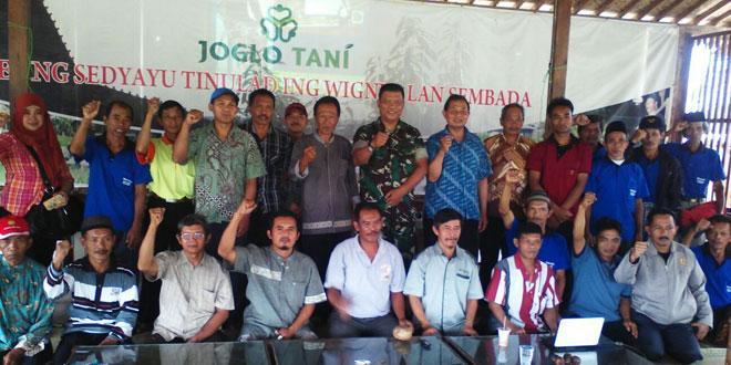 Koramil Kranggan Bersama Petani Studi Banding Ke Sleman