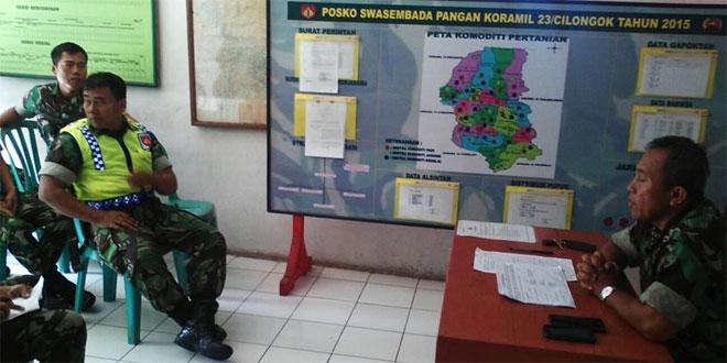 Breefing Pengamanan Rute Jelajah Juang Pahlawan