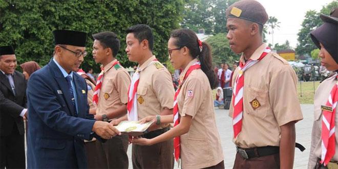 Pemkab Bantul Pusatkan Peringatan Hari Pahlawan di Paseban