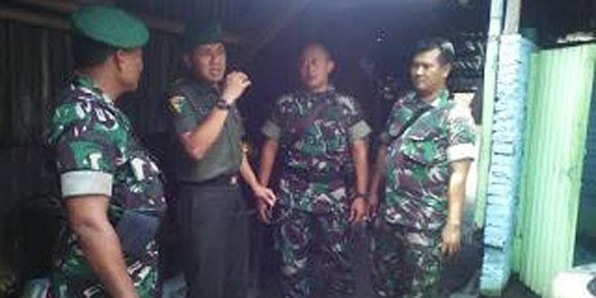 Tim Wasev Kunjungi Program Jambanisasi di Kodim Surakarta