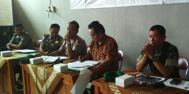 Danramil Rawalo Hadiri Sosialisasi Forum Pembauran Kebangsaan (FPK)