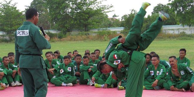 Kodam IV Diponegoro Persiapan Ikuti Kejurnas II BDM Yong Moo Do