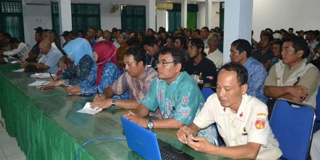 Kodim 0712/Tegal Melaksanakan Pembinaan Teritorial Semester II TA. 2015