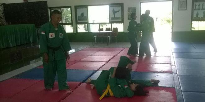 Kodam IV Diponegoro Latihan Terpusat Menghadapi Kejurnas II BDM Yong Moo Do