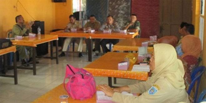 Danramil 05/Suradadi Menghadiri Rapat Koordinasi Persiapan Kegiatan Sedekah Bumi di Desa Purwahamba