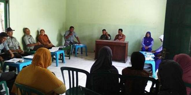Bati Tuud Koramil 19/Tanon Melaksanakan Pembinaan KBT dengan Anggota Pepabri