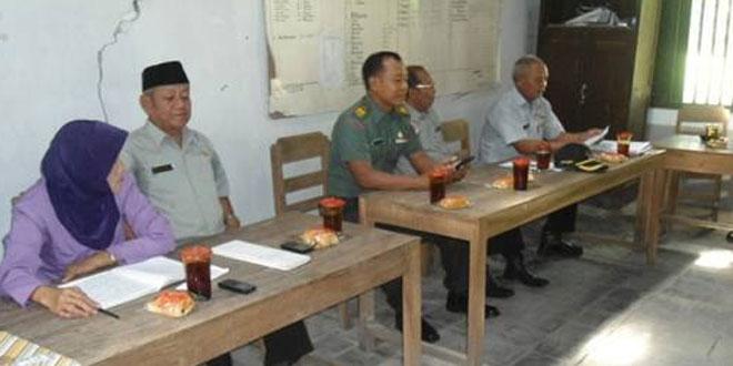PLH Danramil 13/Sukodono Jalin Silahturrahmi dengan KBT