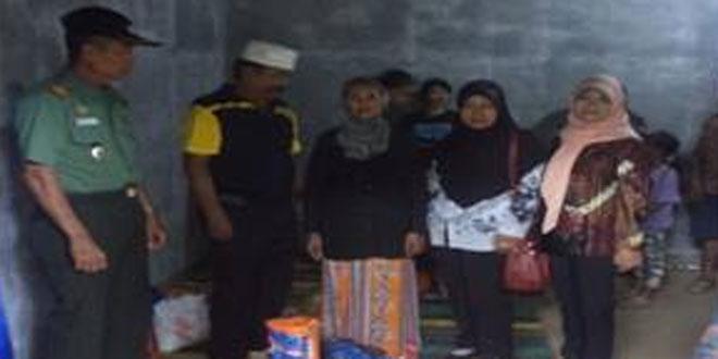 Bantuan Sembako di Wilayah Kecamatan Bumijawa