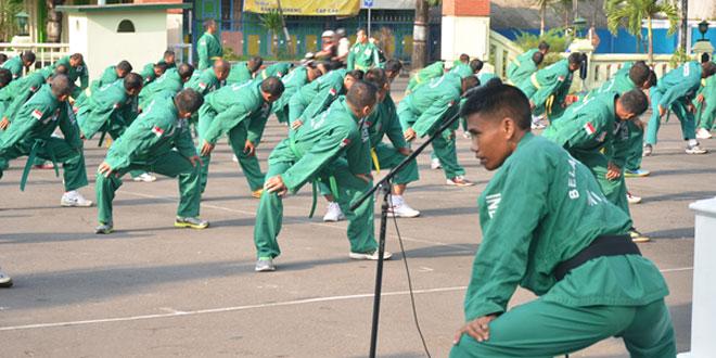 Korem Adakan Latihan Yongmoodo