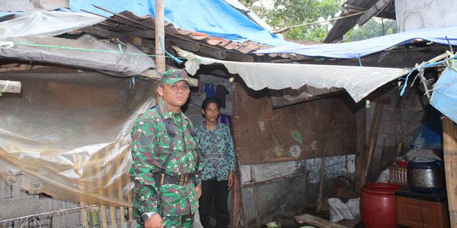 Kodim 0714 Salatiga akan Bangun Rumah Tak Layak Huni Secara Swadaya