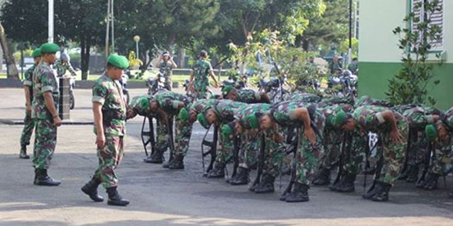 Minggu Militer Kodim Purworejo Pertajam PBB
