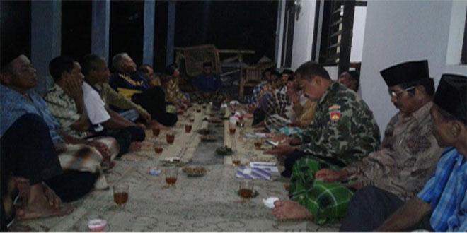Babinsa Koramil 15/Moyudan Sosialisasikan Karbhak TNI