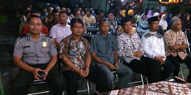Launching Bulan Dana Palang Merah Indonesia di Wilayah Kodim 0731/Kulonprogo