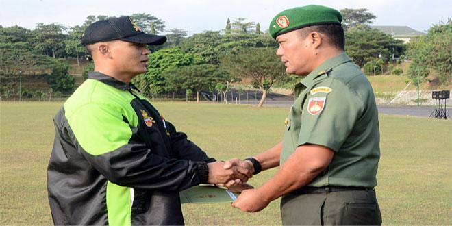 Kodam IV/Diponegoro Ukir Prestasi Di Pertandingan Yongmoodo