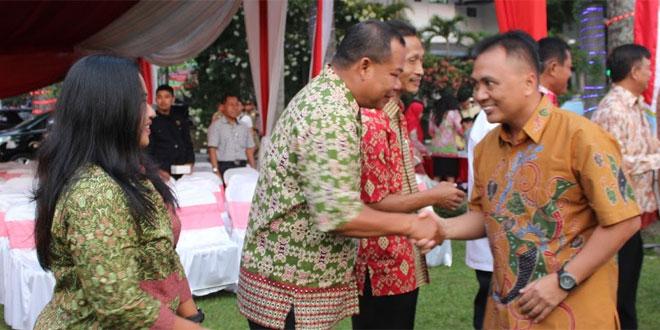 Dandim 0714/Salatiga Menghadiri Upacara Pembukaan SMAC(Salatiga Masters Athletics Championship) Di Kota Salatiga