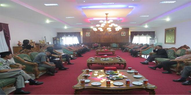 Rakor FKUB dan FKPD Kabupaten Temanggung