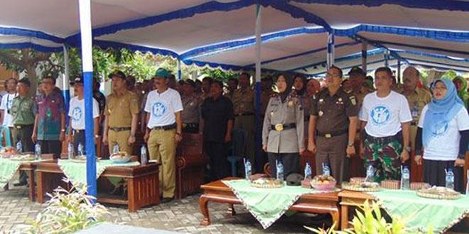 Forkopimda Kab Rembang Canangkan Kampung KB di Desa Sanetan