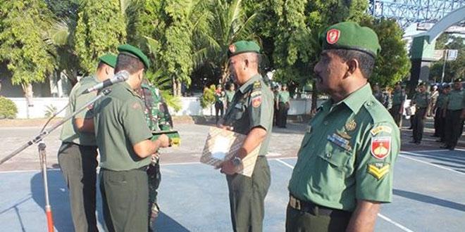 Dandim 0720/Rembang Pimpin Korp Rapot Anggota MPP