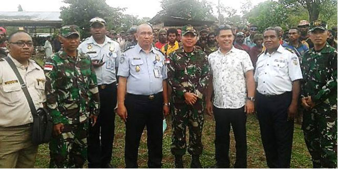 Warga PNG Turut Peringati Detik-detik Proklamasi Kemerdekaan RI