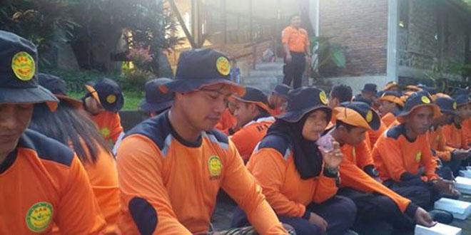 Babinsa Koramil 01/Cangkringan Ikuti Pelatihan Diklat SAR