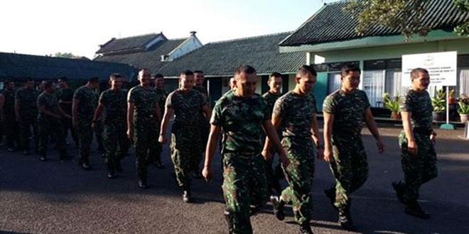 Kegiatan Minggu Militer Kodim 0701/Banyumas