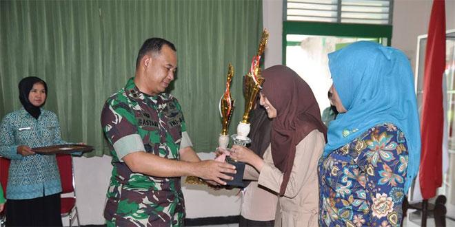 Kodim 0704/Banjarnegara Mengadakan Komsos Kreatif Terintregrasi HUT TNI-71 Tahun 2016
