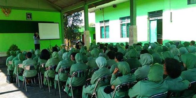 Pertemuan Rutin Arisan Bulanan Persit KCK Cab Kodim 0732/Sleman