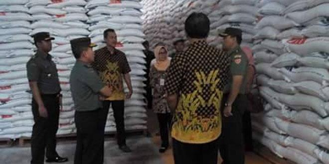 Tim Sergap Mabesad Kunjungi Kodim 0702/Purbalingga