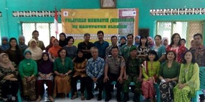 Koramil 05/Sleman Dukung Upaya Pelestarian Batik