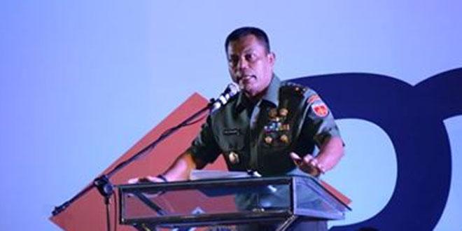 Kasdam IV/Diponegoro Beri Kuliah Bela Negara Mahasiswa Baru Universitas Ahmad Dahlan
