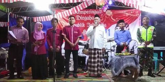 Parade Musik Lesung di Kec. Tangen