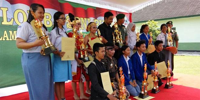 Komunikasi Sosial Kreatif Kodim 0735 Surakarta