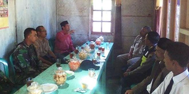 Rapat Koordinasi Bersama PPL dan Gapoktan